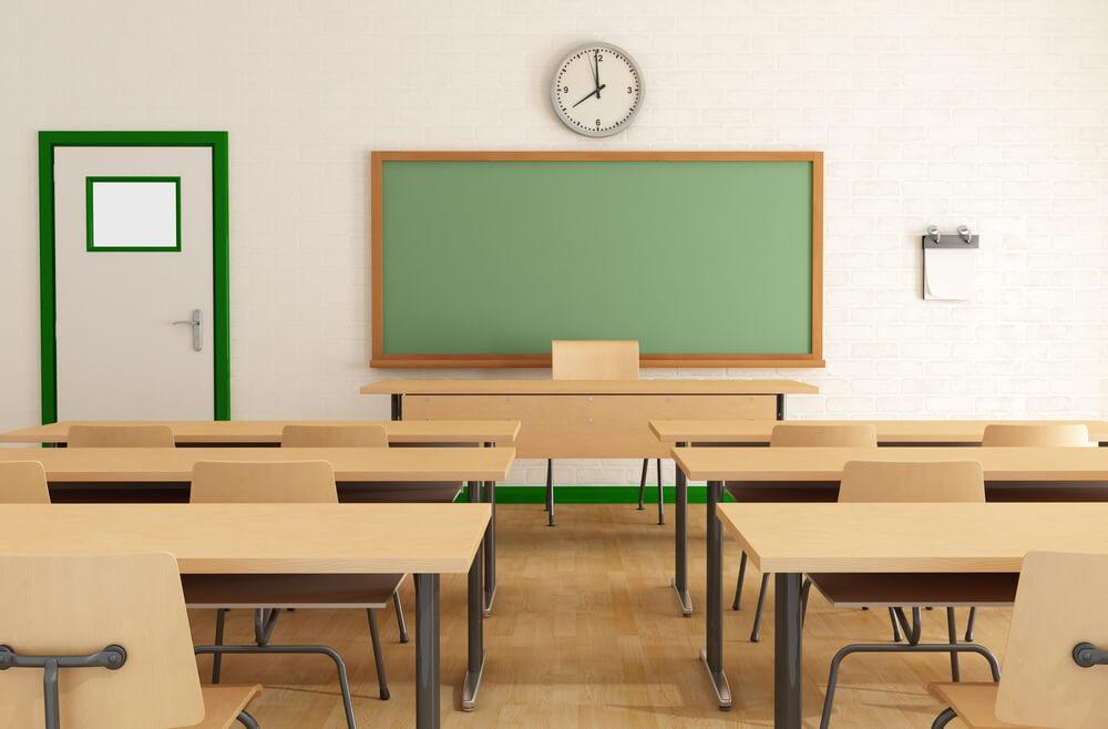 ריח של שתן בשירותי בית ספר